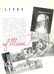 Page 11, 1939 Edition, Miami University - Recensio Yearbook (Oxford, OH) online yearbook collection