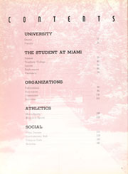 Page 14, 1939 Edition, Miami University - Recensio Yearbook (Oxford, OH) online yearbook collection