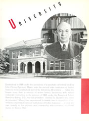Page 15, 1939 Edition, Miami University - Recensio Yearbook (Oxford, OH) online yearbook collection