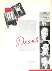 Page 16, 1939 Edition, Miami University - Recensio Yearbook (Oxford, OH) online yearbook collection