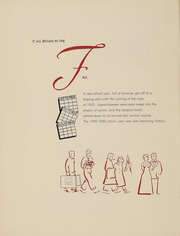 Page 17, 1950 Edition, Miami University - Recensio Yearbook (Oxford, OH) online yearbook collection