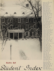 Page 5, 1950 Edition, Miami University - Recensio Yearbook (Oxford, OH) online yearbook collection