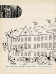 Page 10, 1951 Edition, Miami University - Recensio Yearbook (Oxford, OH) online yearbook collection