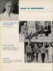 Page 16, 1951 Edition, Miami University - Recensio Yearbook (Oxford, OH) online yearbook collection