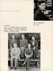 Page 17, 1951 Edition, Miami University - Recensio Yearbook (Oxford, OH) online yearbook collection
