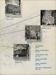 Page 7, 1951 Edition, Miami University - Recensio Yearbook (Oxford, OH) online yearbook collection