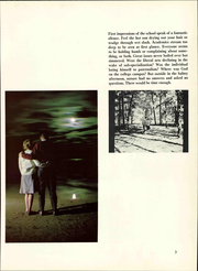 Page 9, 1965 Edition, Miami University - Recensio Yearbook (Oxford, OH) online yearbook collection