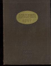 1927 Edition, Oklahoma Panhandle State University - Hesper Yearbook (Goodwell, OK)