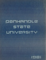1981 Edition, Oklahoma Panhandle State University - Hesper Yearbook (Goodwell, OK)