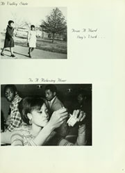 Page 11, 1971 Edition, Mississippi Valley State University - Delvian Yearbook (Itta Bena, MS) online yearbook collection
