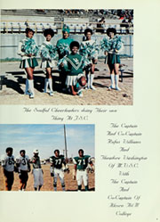 Page 13, 1971 Edition, Mississippi Valley State University - Delvian Yearbook (Itta Bena, MS) online yearbook collection