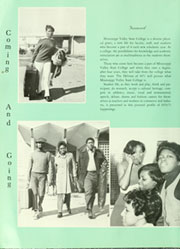 Page 6, 1971 Edition, Mississippi Valley State University - Delvian Yearbook (Itta Bena, MS) online yearbook collection