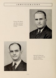 Page 14, 1945 Edition, Armstrong Atlantic State University - Geechee Yearbook (Savannah, GA) online yearbook collection