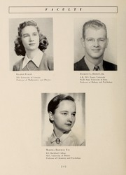 Page 16, 1945 Edition, Armstrong Atlantic State University - Geechee Yearbook (Savannah, GA) online yearbook collection