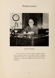 Page 8, 1946 Edition, Armstrong Atlantic State University - Geechee Yearbook (Savannah, GA) online yearbook collection