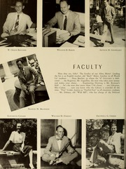 Page 14, 1947 Edition, Armstrong Atlantic State University - Geechee Yearbook (Savannah, GA) online yearbook collection