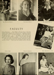 Page 15, 1947 Edition, Armstrong Atlantic State University - Geechee Yearbook (Savannah, GA) online yearbook collection