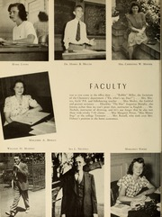Page 16, 1947 Edition, Armstrong Atlantic State University - Geechee Yearbook (Savannah, GA) online yearbook collection