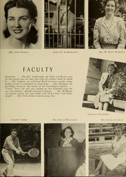 Page 17, 1947 Edition, Armstrong Atlantic State University - Geechee Yearbook (Savannah, GA) online yearbook collection