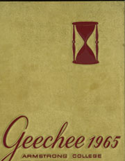 Armstrong Atlantic State University - Geechee Yearbook (Savannah, GA) online yearbook collection, 1965 Edition, Page 1