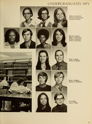 Page 185, 1971 Edition, Armstrong Atlantic State University - Geechee Yearbook (Savannah, GA) online yearbook collection
