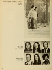 Page 186, 1971 Edition, Armstrong Atlantic State University - Geechee Yearbook (Savannah, GA) online yearbook collection