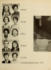 Page 191, 1971 Edition, Armstrong Atlantic State University - Geechee Yearbook (Savannah, GA) online yearbook collection