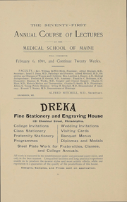 Page 11, 1892 Edition, Bowdoin College - Bugle Yearbook (Brunswick, ME) online yearbook collection