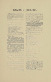 Page 12, 1892 Edition, Bowdoin College - Bugle Yearbook (Brunswick, ME) online yearbook collection