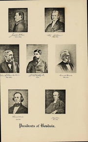 Page 14, 1892 Edition, Bowdoin College - Bugle Yearbook (Brunswick, ME) online yearbook collection