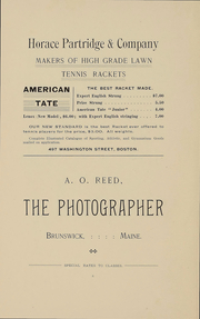 Page 7, 1892 Edition, Bowdoin College - Bugle Yearbook (Brunswick, ME) online yearbook collection