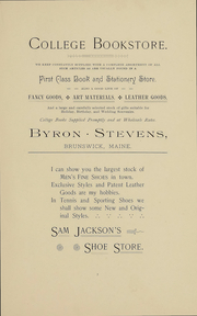 Page 8, 1892 Edition, Bowdoin College - Bugle Yearbook (Brunswick, ME) online yearbook collection