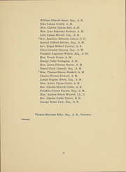 Page 12, 1902 Edition, Bowdoin College - Bugle Yearbook (Brunswick, ME) online yearbook collection