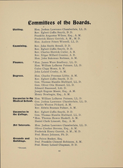 Page 13, 1902 Edition, Bowdoin College - Bugle Yearbook (Brunswick, ME) online yearbook collection