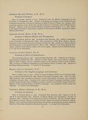 Page 15, 1902 Edition, Bowdoin College - Bugle Yearbook (Brunswick, ME) online yearbook collection