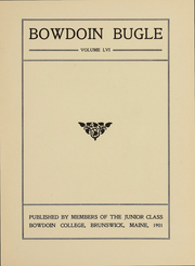 Page 4, 1902 Edition, Bowdoin College - Bugle Yearbook (Brunswick, ME) online yearbook collection