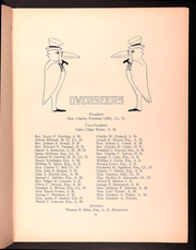 Page 17, 1910 Edition, Bowdoin College - Bugle Yearbook (Brunswick, ME) online yearbook collection