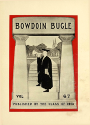 Page 3, 1913 Edition, Bowdoin College - Bugle Yearbook (Brunswick, ME) online yearbook collection