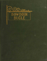 Page 1, 1914 Edition, Bowdoin College - Bugle Yearbook (Brunswick, ME) online yearbook collection