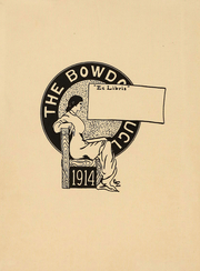 Page 2, 1914 Edition, Bowdoin College - Bugle Yearbook (Brunswick, ME) online yearbook collection