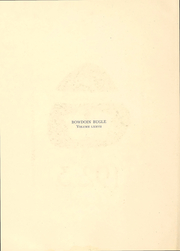 Page 2, 1923 Edition, Bowdoin College - Bugle Yearbook (Brunswick, ME) online yearbook collection