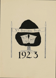 Page 3, 1923 Edition, Bowdoin College - Bugle Yearbook (Brunswick, ME) online yearbook collection