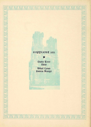 Page 4, 1932 Edition, Coe College - Acorn Yearbook (Cedar Rapids, IA) online yearbook collection