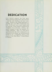 Page 11, 1933 Edition, Coe College - Acorn Yearbook (Cedar Rapids, IA) online yearbook collection