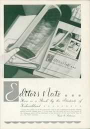 Page 7, 1936 Edition, Coe College - Acorn Yearbook (Cedar Rapids, IA) online yearbook collection