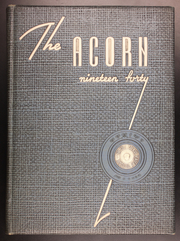 1940 Edition, Coe College - Acorn Yearbook (Cedar Rapids, IA)