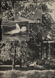 Page 11, 1953 Edition, Coe College - Acorn Yearbook (Cedar Rapids, IA) online yearbook collection