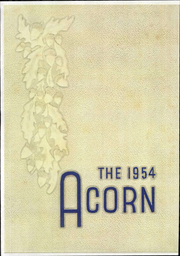 1954 Edition, Coe College - Acorn Yearbook (Cedar Rapids, IA)