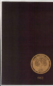 1963 Edition, Coe College - Acorn Yearbook (Cedar Rapids, IA)