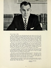 Page 10, 1964 Edition, Coe College - Acorn Yearbook (Cedar Rapids, IA) online yearbook collection